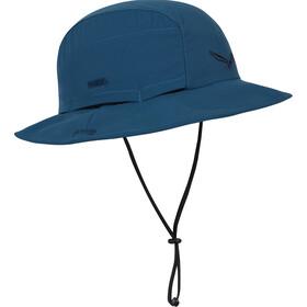 Salewa Puez Sun Prot Brimmed Hat Poseidon